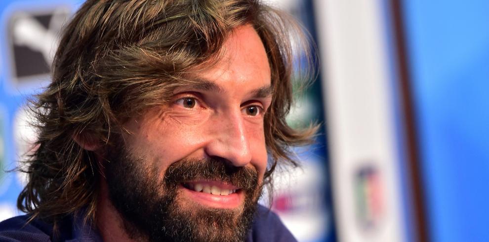 Pirlo dejará la selección italiana tras el mundial Brasil 2014