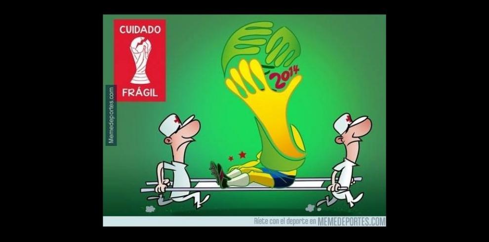 Los memes mundialistas que divierten a los fanáticos de Brasil 2014