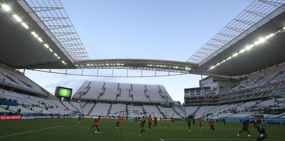 Doce estadios están a punto para el Mundial