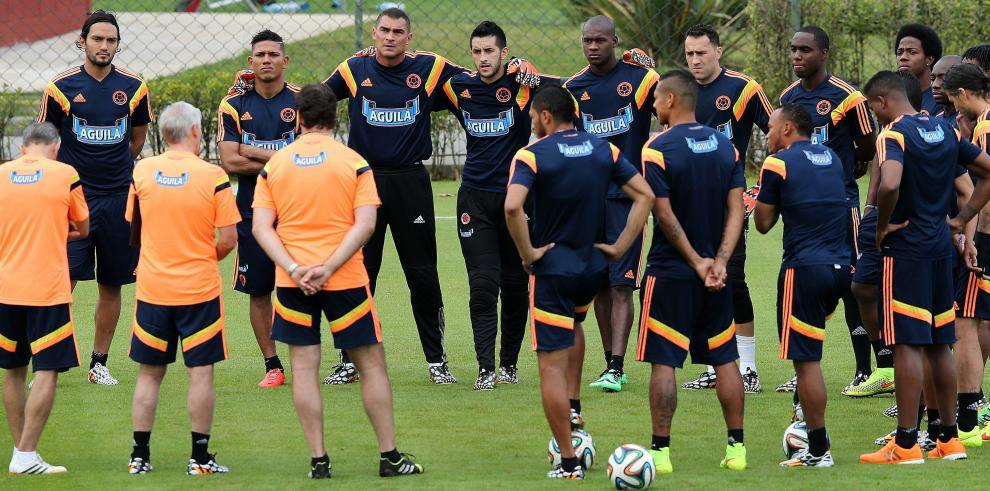 FARC envía mensaje de apoyo a la selección colombiana
