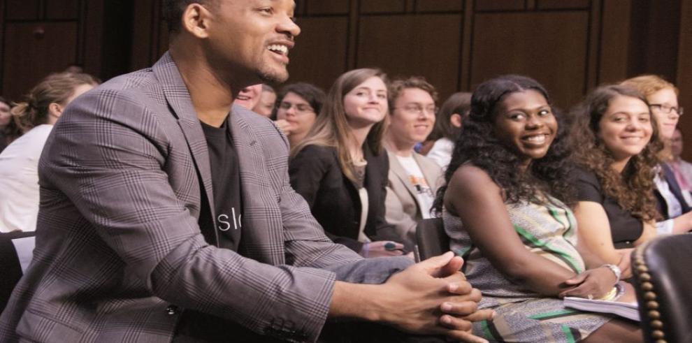 Will Smith visita Colombia invitado por Marc Anthony