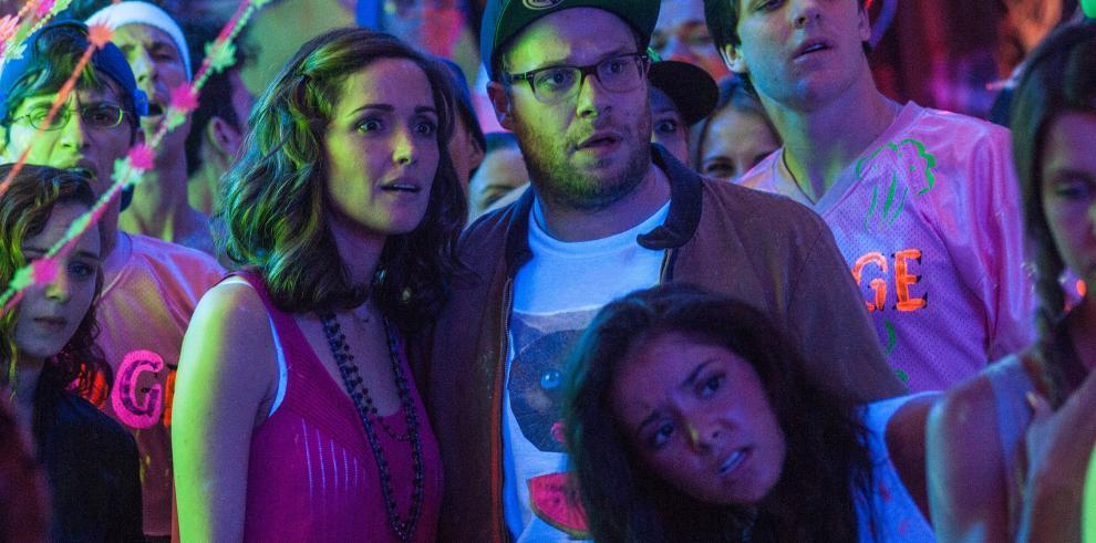 Neighbors lidera taquilla de EE.UU. en su estreno