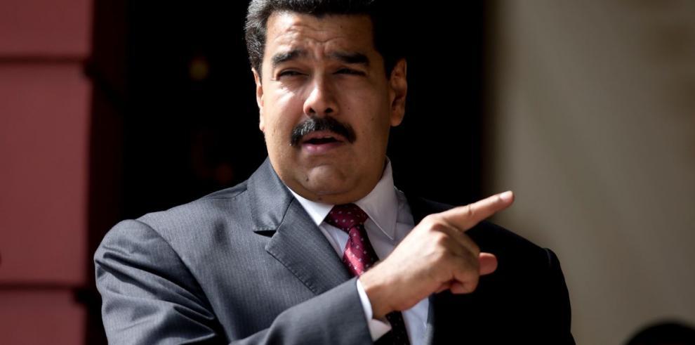 'Cárcel para todos los implicados en el plan de golpe de Estado': Nicolás Maduro