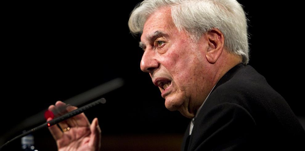 Vargas Llosa descarta un nuevo