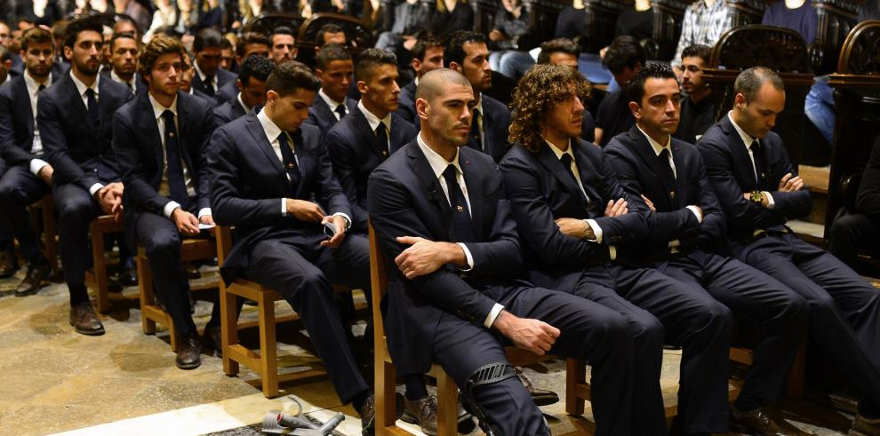 El mundo del fútbol da último adiós a Vilanova