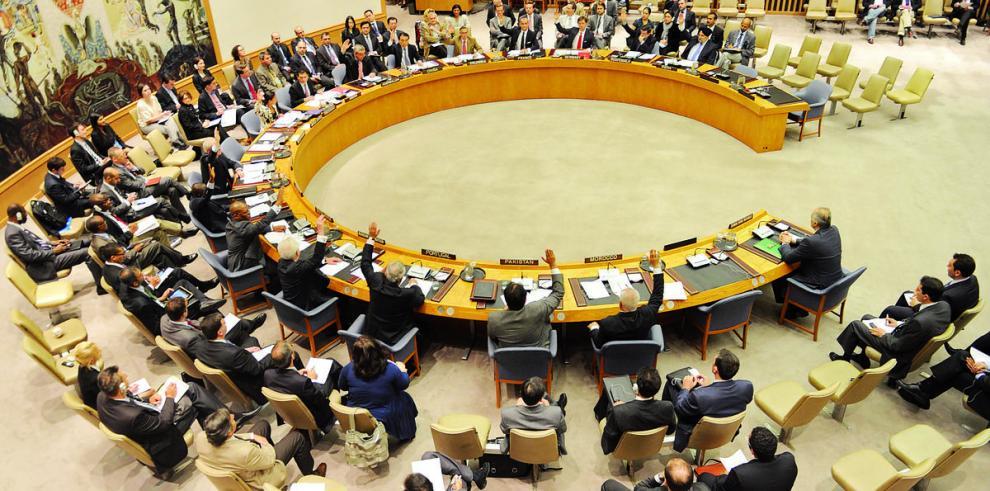 Valor de la sesión del Consejo de Seguridad en Panamá