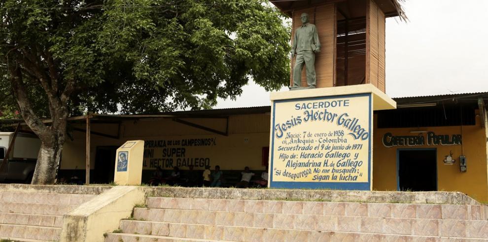 El vía crucis de Héctor Gallego en los campos de Santa Fe