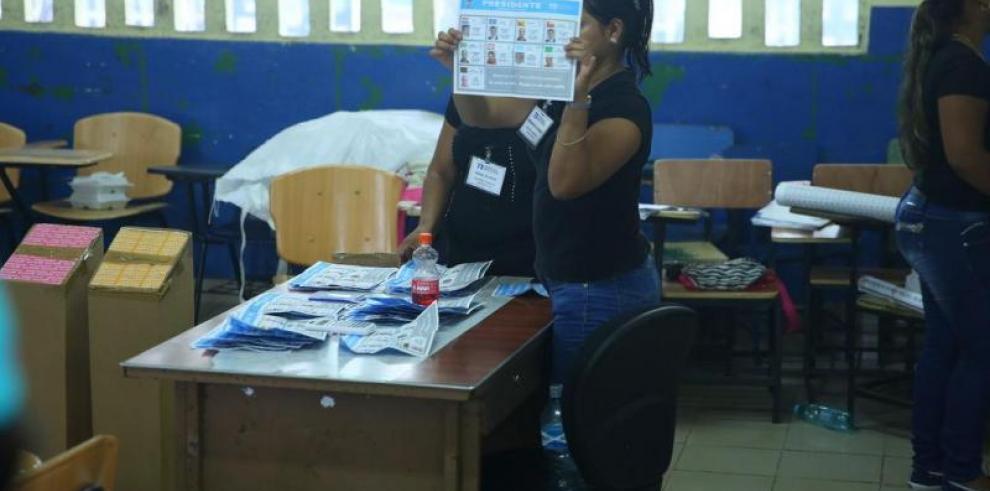 PRD y Panameñismo ganan en elecciones parciales