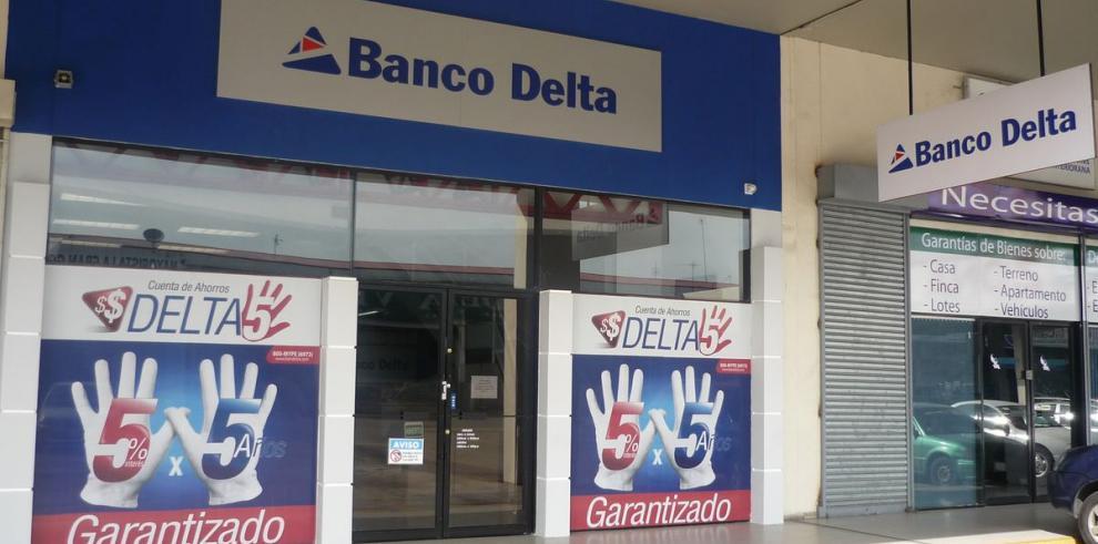 Banco Delta logra grado BBB- y licencia general
