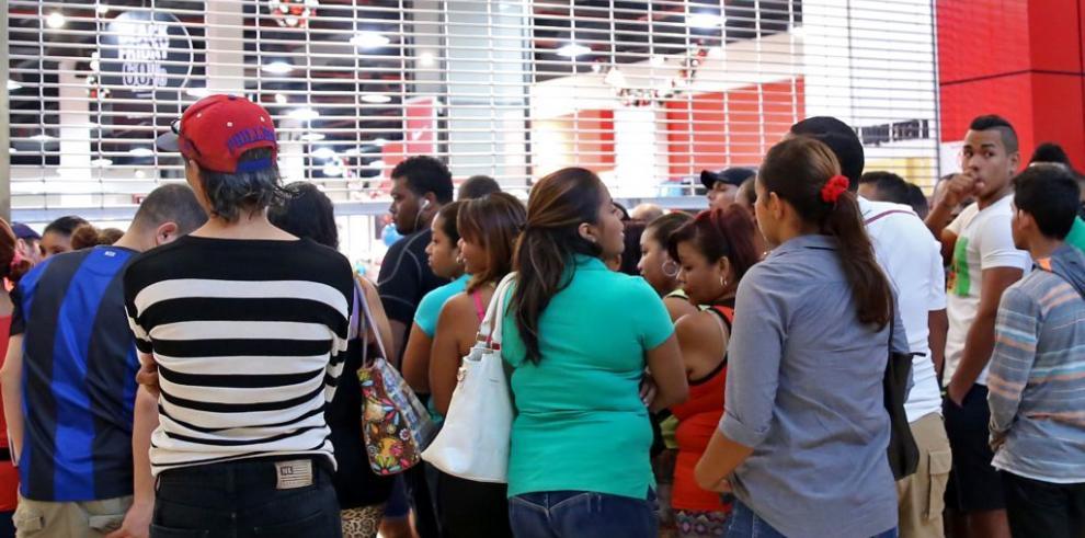Varios detenidos en viernes negro en Panamá por llevarse artículos sin pagar
