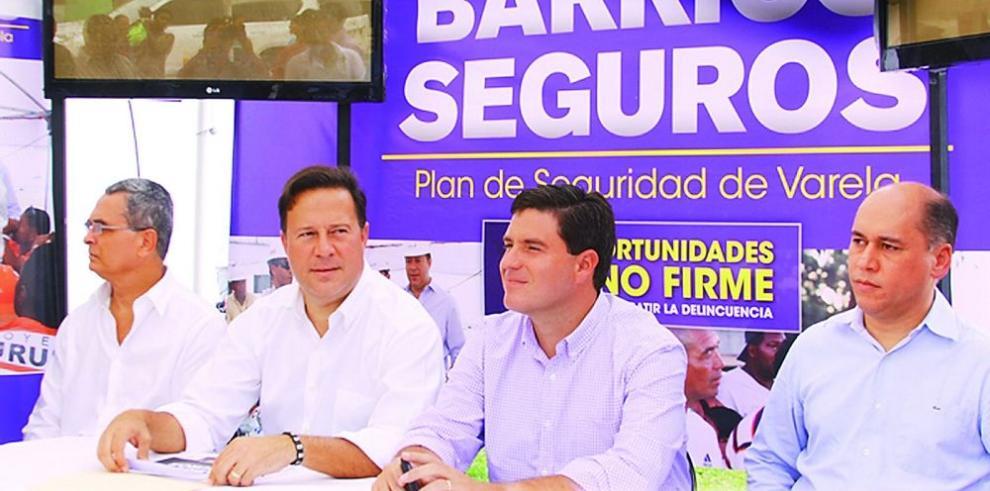 La estrategia del gobierno de Varela