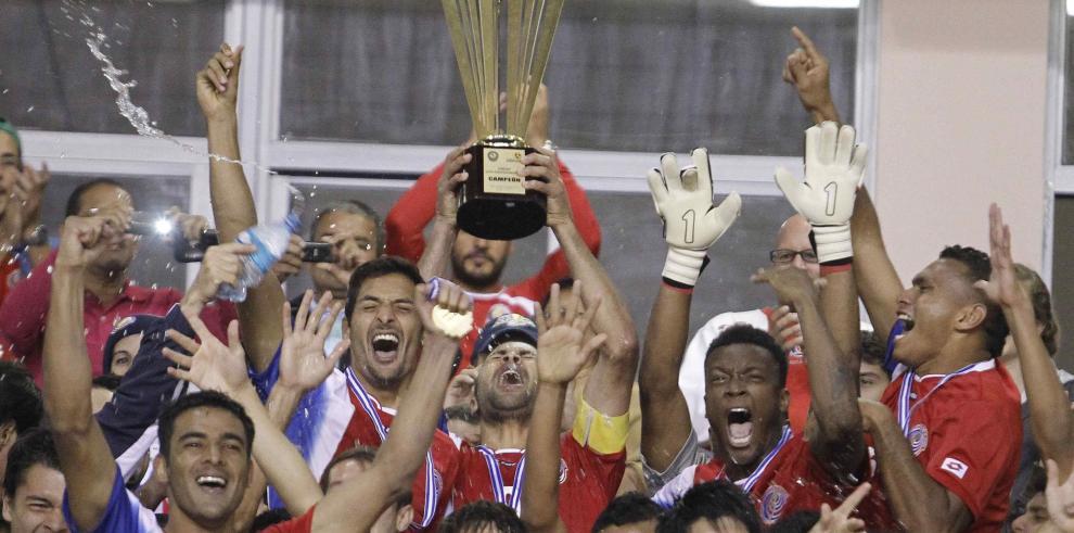 Campeón Centroamericano 2014 recibirá $60 mil como premio