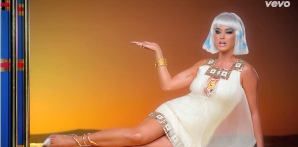 Katy Perry, Enrique Iglesias y Shakira son los más vistos