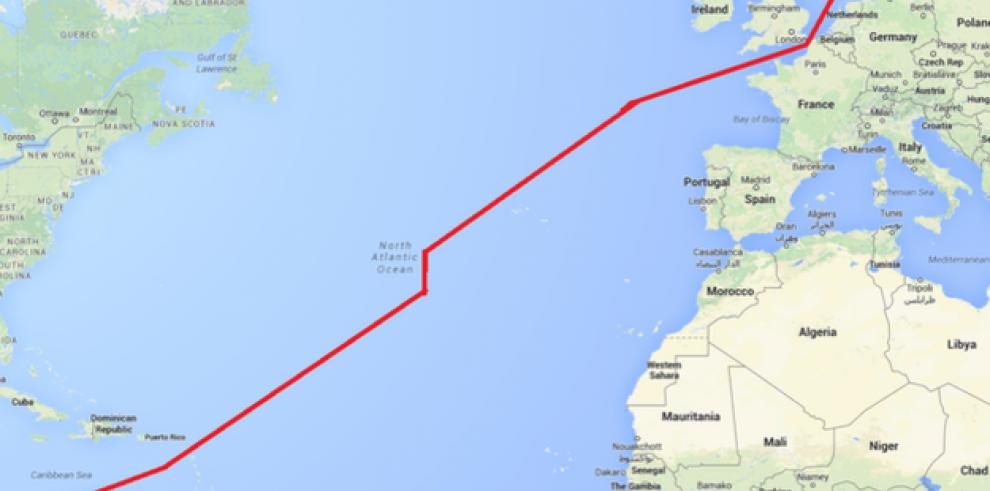 Mensaje en una botella viaja 22 años desde Suecia a Panamá
