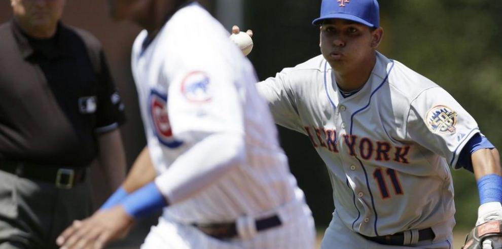 Starlin Castro, en la mira de los Mets