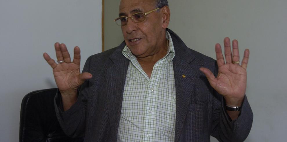El panameño Melitón Sánchez será miembro honorario del COI