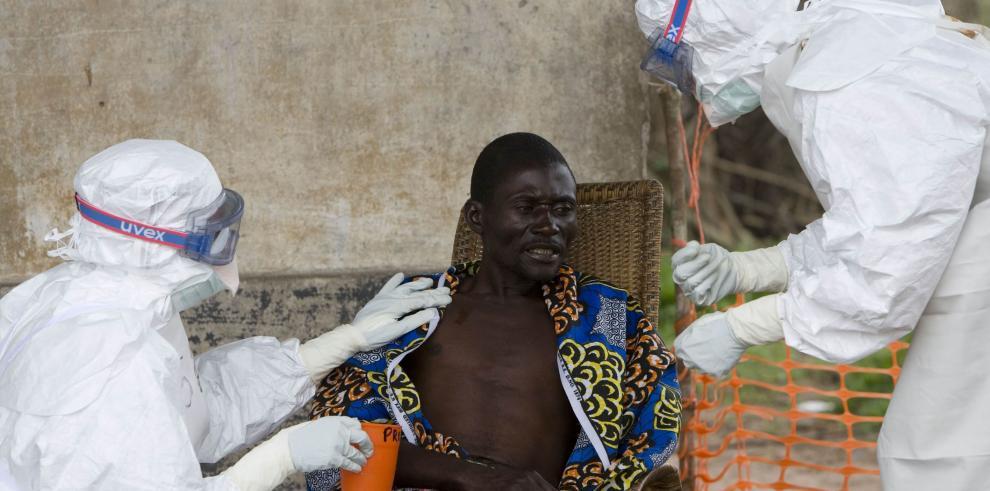 Epidemia del Ébola podría propagarse sin control: OMS