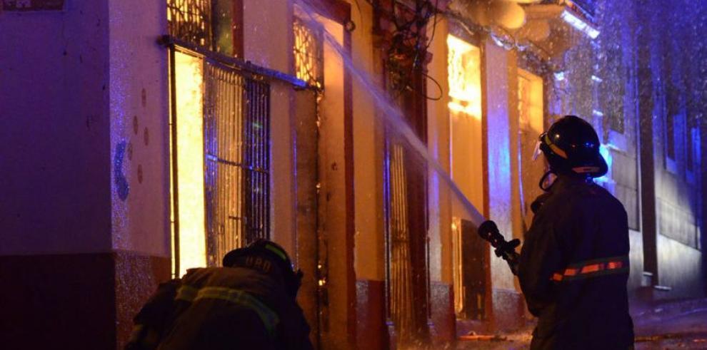Aumentan emergencias atendidas por bomberos