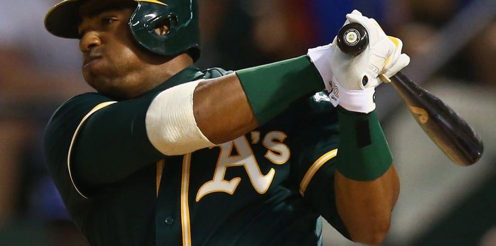 Oakland envía a Yoenis Céspedes a Boston