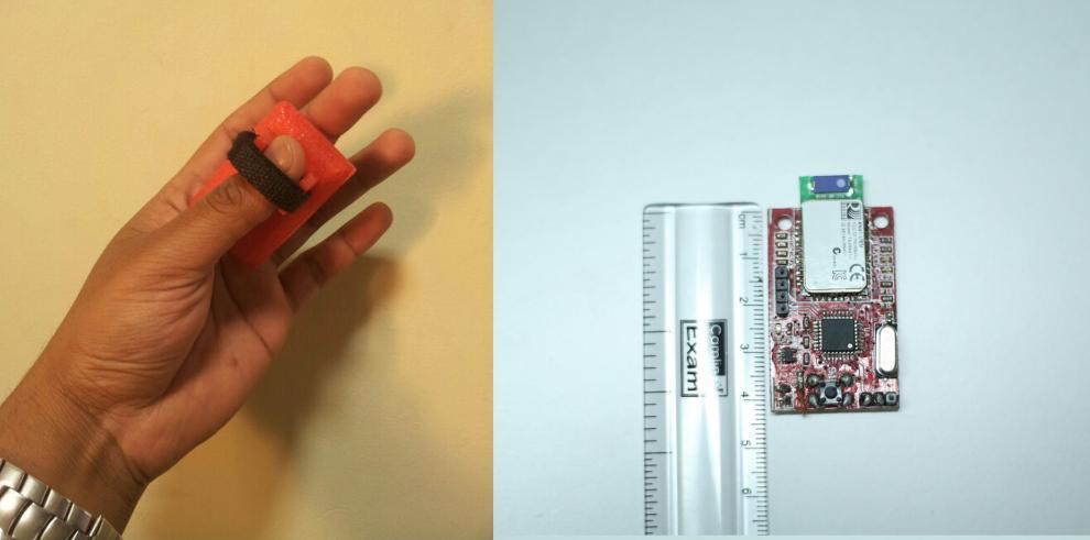 FIN, el gadget para controlar el mundo con los dedos