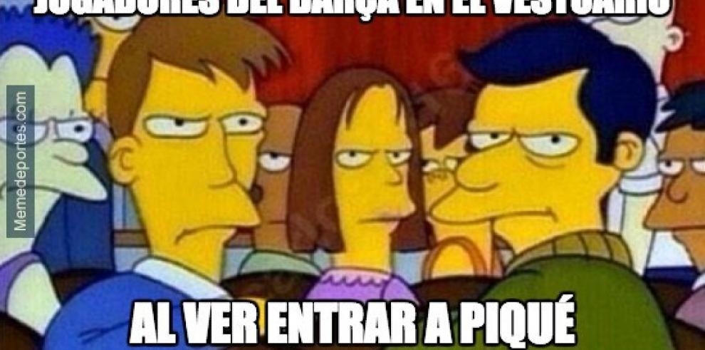 Memes del Clásico Real Madrid - Barcelona