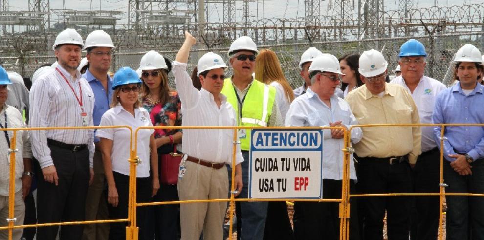 Inició construcción de la Tercera Línea de Transmisión Eléctrica