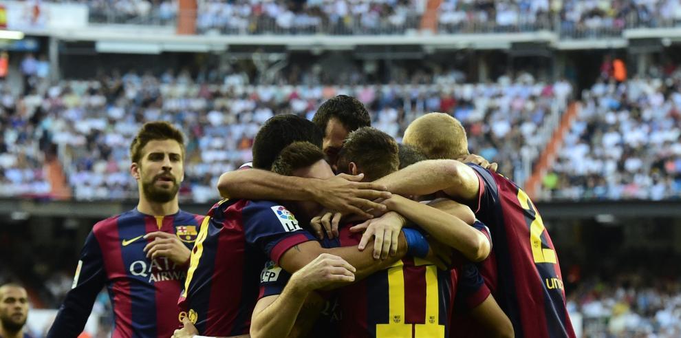 'Victoria merengue' Real Madrid 3 - 1 Barcelona