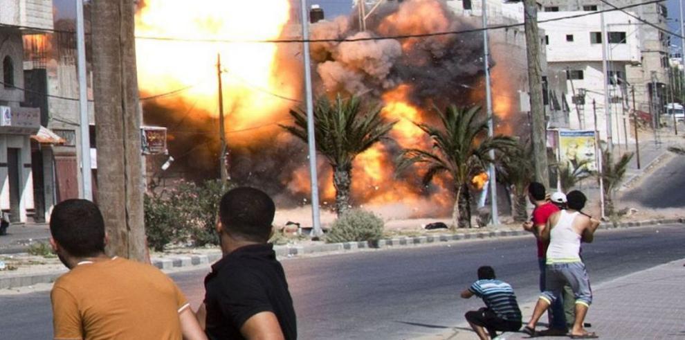 Israel y Hamas no dan tregua en la víspera de Navidad