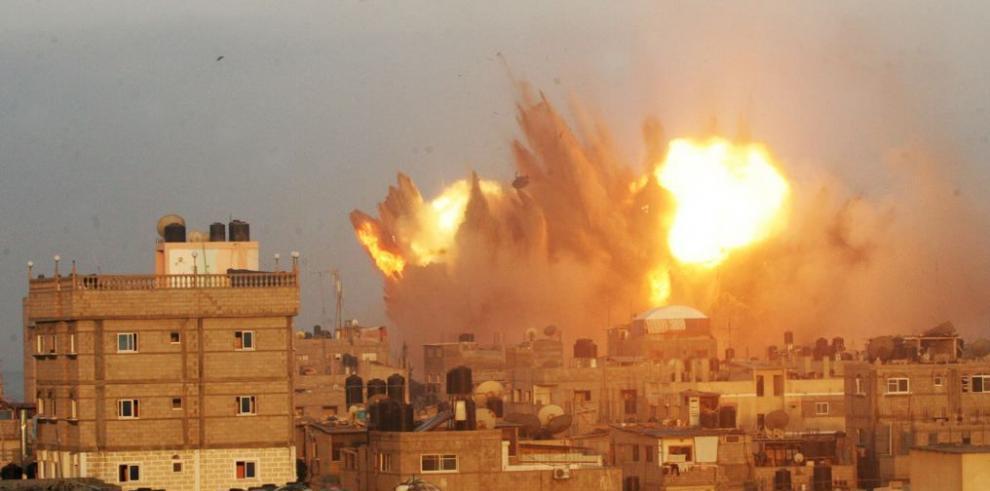 Forcejeo mortal entre Israel y Hamás en la Franja de Gaza
