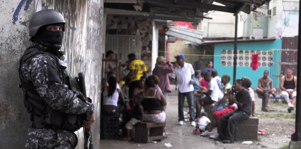 Bandas y pandillas, un tema de moda en el país