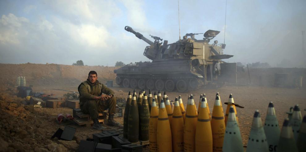 Israel busca la Gaza subterránea antes de que llegue el alto el fuego