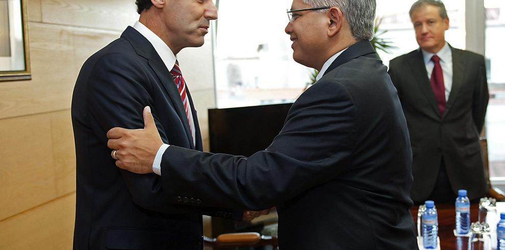 Región española firma convenio con Panamá para internacionalizar sus empresas