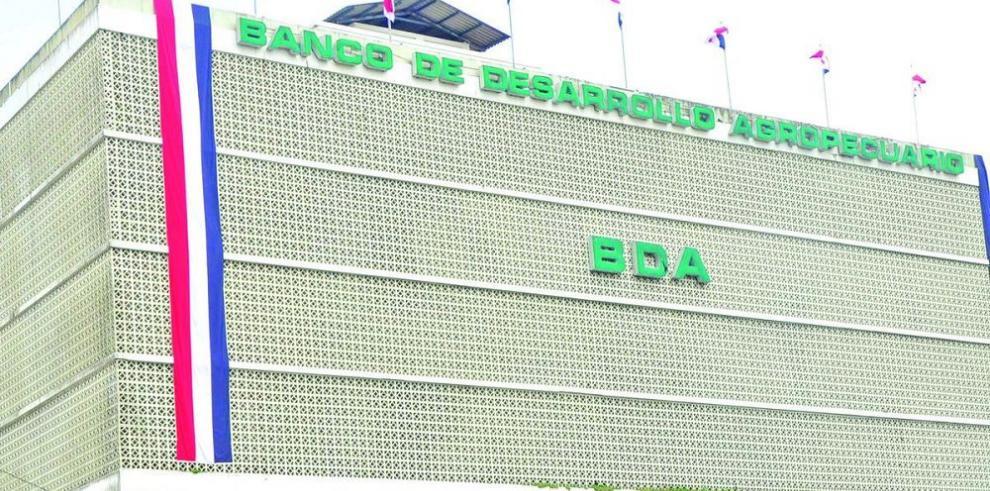 Préstamos del BDA caen 14.7% con el gobierno de Varela