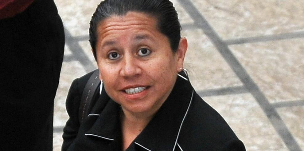 Piden la extradición urgente a Colombia de María del Pilar Hurtado