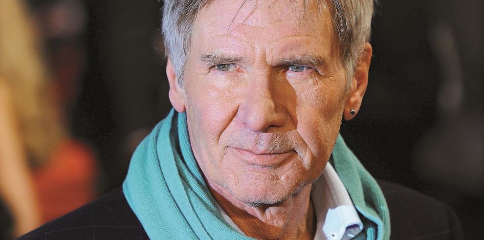 Harrison Ford se lesiona durante el rodaje de la nueva