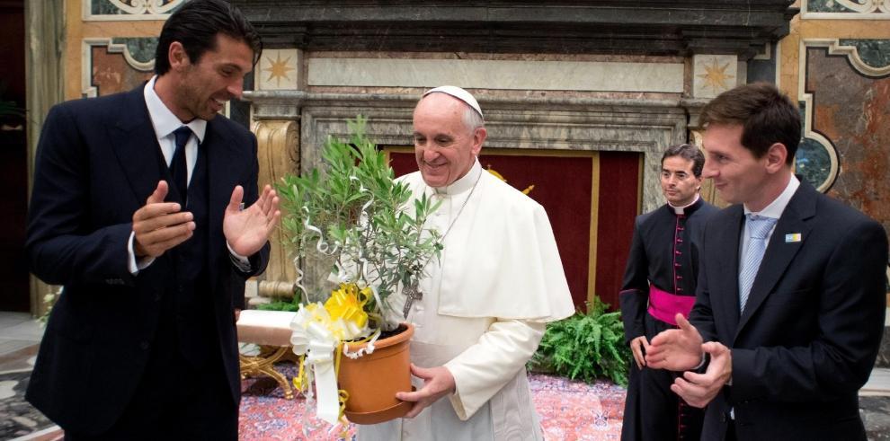 El Papa Francisco desea que el Mundial sea una fiesta de solidaridad