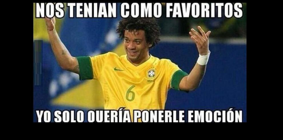 Memes favoritos del primer día del Mundial Brasil 2014