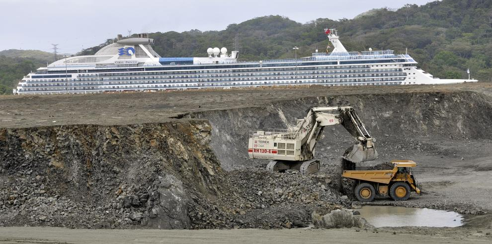 Sacyr: Ampliación del Canal culminará con éxito