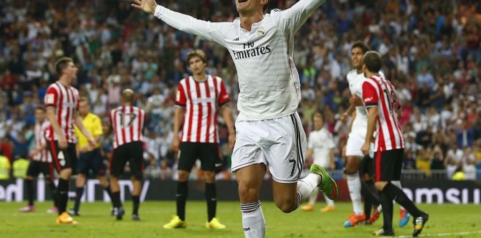 Real Madrid apabulla al Athletic Bilbao