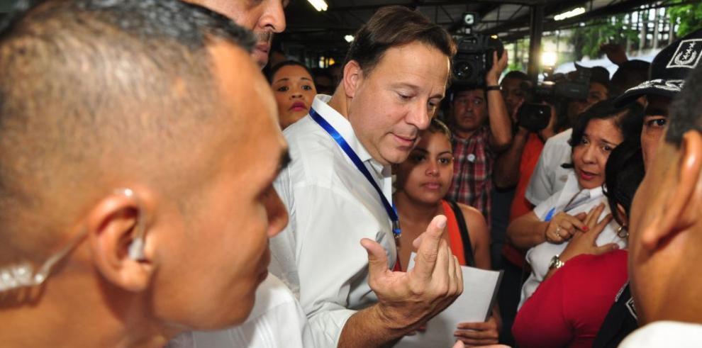 Varela confirma reunión con diputados PRD, pero niega ofrecimiento