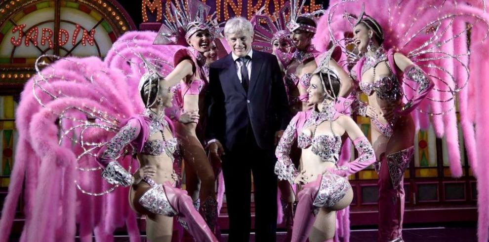 Los 125 años del Moulin rouge