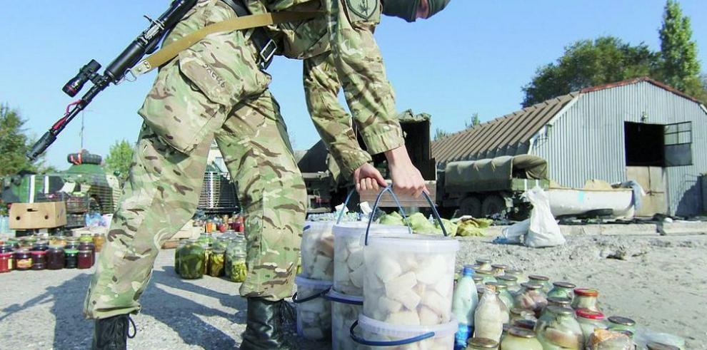 El alto al fuego continúa sin cumplirse en el este de Ucrania