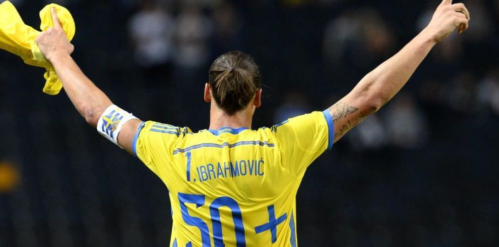 Ibrahimovic en el top 16 de UEFA