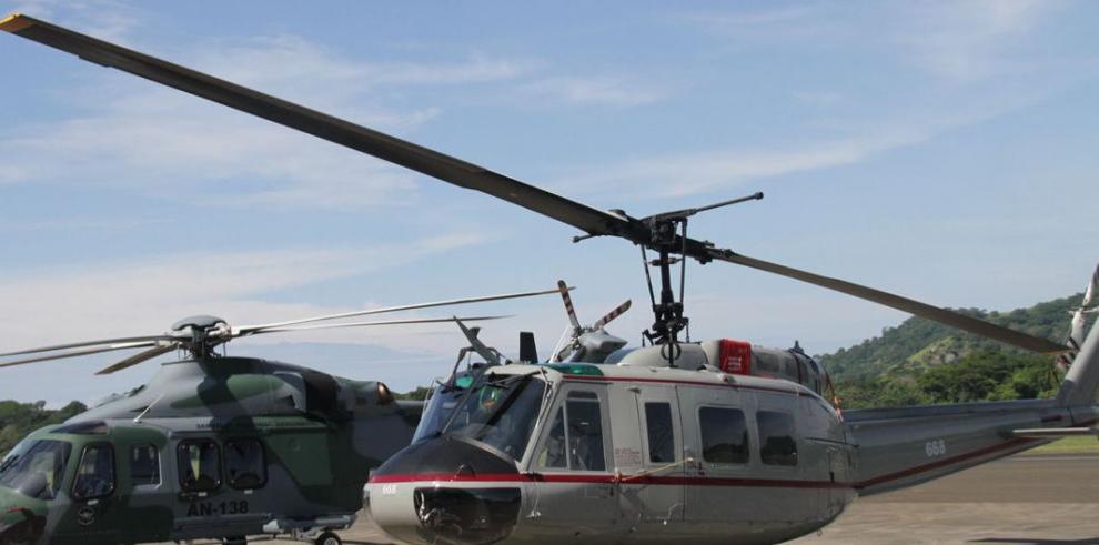 EEUU dona 5 naves para lucha antinarco