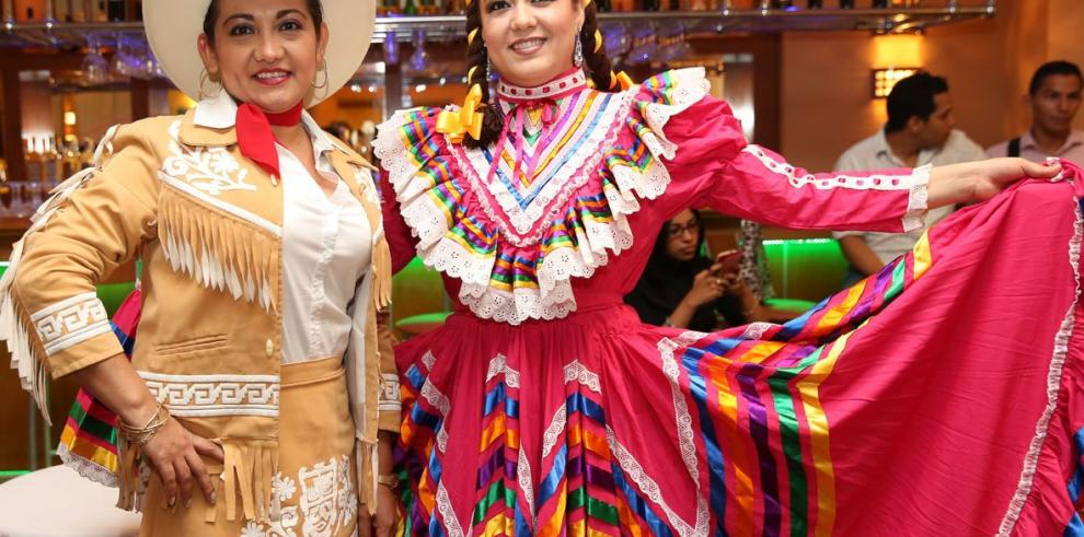 Sabor mexicano rumbo a la feria