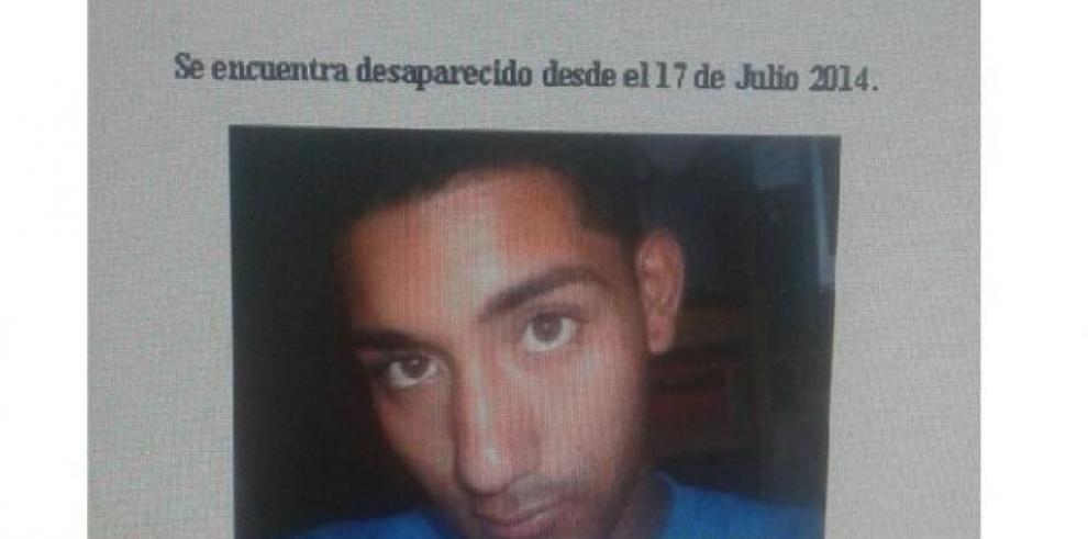 Chiricano lleva 14 días desaparecido