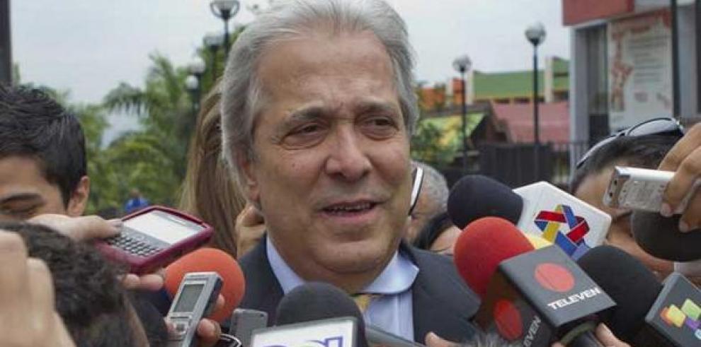 Renuncia el número dos de la alianza opositora de Venezuela