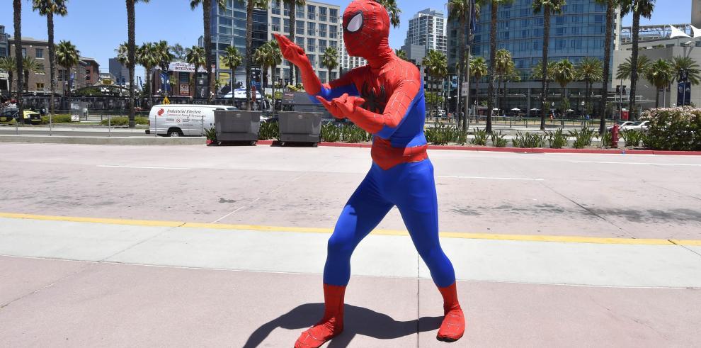 Comic-Con San Diego, la convención de historietas más grande de EE.UU.