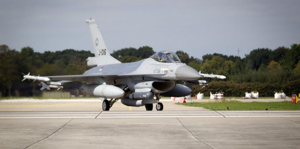 Restos del F16 estrellado en México hallados a 96 km de Ciudad de Panamá