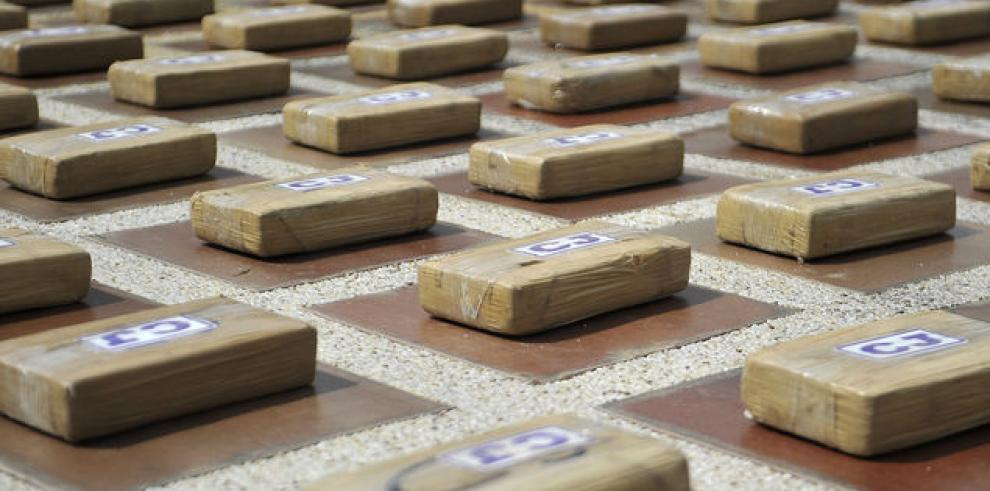 Senan ha decomisado más de 6 toneladas de droga